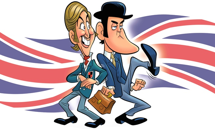 Cobb Energy Performing Arts Centre - Cobb Energy Performing Arts Centre: John Cleese & Eric Idle: Together Again At Last ... For The Very First Time at Cobb Energy Performing Arts Centre