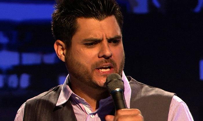 Punch Line Sacramento - Punch Line Comedy Club - Sacramento: Comedian Shaun Latham at Punch Line Sacramento