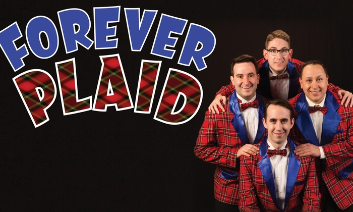 Saratoga Civic Theater - West Valley College: Forever Plaid at Saratoga Civic Theater