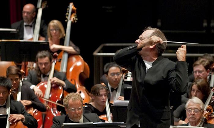 Mandeville Auditorium - Northern San Diego: La Jolla Symphony & Chorus: Gordon and Stravinsky at Mandeville Auditorium