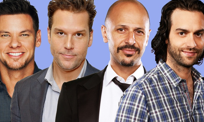 The Comedy Store - Main Room - on Sunset - The Comedy Store: Dane Cook, Chris D'Elia, Maz Jobrani, Theo Von and Friends at The Comedy Store - Main Room - on Sunset