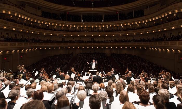 Stern Auditorium / Perelman Stage at Carnegie Hall - Carnegie Hall: Messiah ... Refreshed! at Stern Auditorium / Perelman Stage at Carnegie Hall
