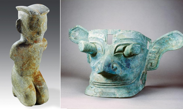 Houston Museum of Natural Science - The Museum District: China's Lost Civilization: The Mystery Of Sanxingdui at Houston Museum of Natural Science