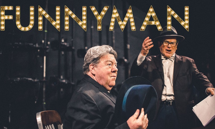 Northlight Theatre - North Shore Center For The Performing Arts In Skokie: Funnyman at Northlight Theatre