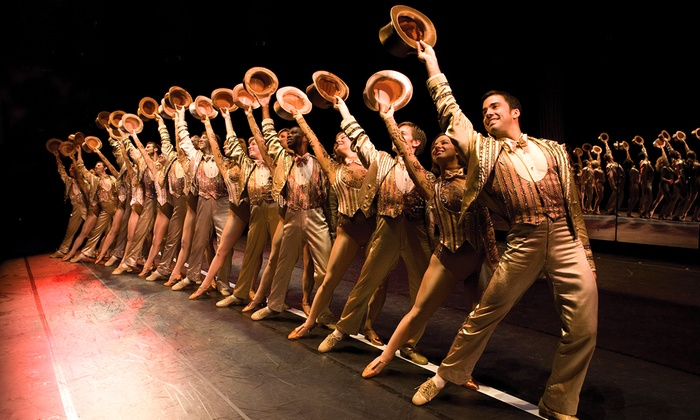 Ordway Center for the Performing Arts - Music Theater - Northwestern Precinct: A Chorus Line at Ordway Center for the Performing Arts - Music Theater