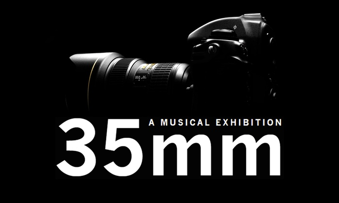 Dorie Theatre @ The Complex - Central Hollywood: 35MM: A Musical Exhibition at Dorie Theatre @ The Complex