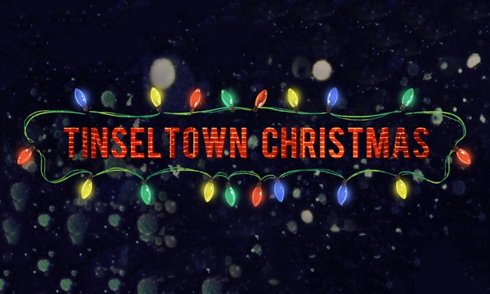 Patio Playhouse - Central Escondido: Tinseltown Christmas at Patio Playhouse