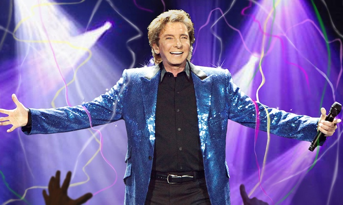 Toyota Center - Downtown: Barry Manilow at Toyota Center
