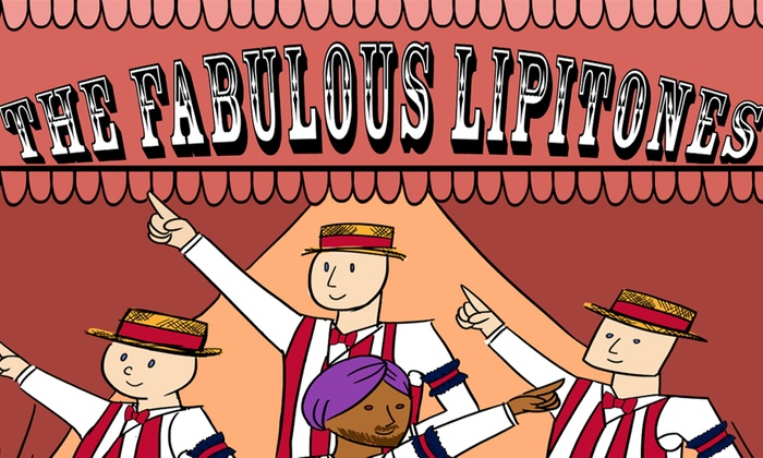 Patio Playhouse - Central Escondido: The Fabulous Lipitones at Patio Playhouse
