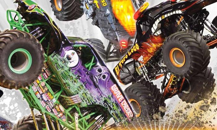 Sam Boyd Stadium - Henderson: Monster Jam World Finals at Sam Boyd Stadium