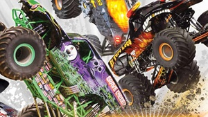 Sam Boyd Stadium: Monster Jam World Finals at Sam Boyd Stadium