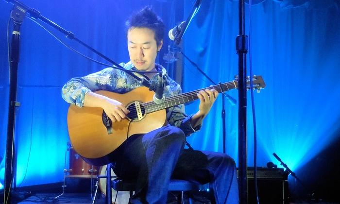 The Velvet Note - Alpharetta: Guitarist Hiroya Tsukamoto at The Velvet Note