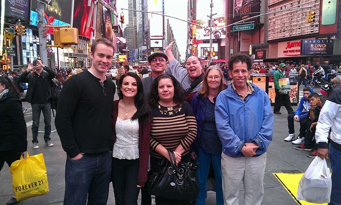 Times Square - New York Broadway Tours - Theater District: New York Broadway Tours: Haunted Broadway