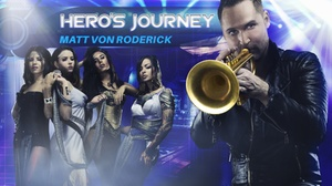 The Sayers Club: Matt Von Roderick: Hero's Journey at The Sayers Club