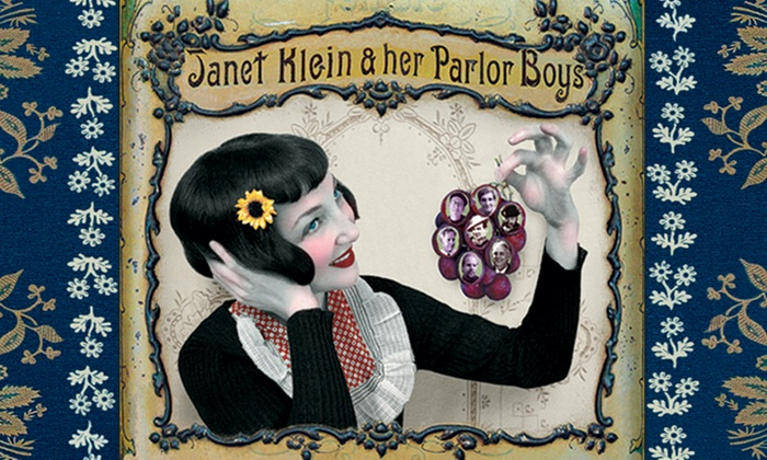 Steve Allen Theater - Greater Griffith Park: Janet Klein and Her Parlor Boys