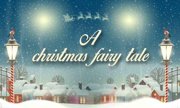 North Atlanta High School - Paces: A Christmas Fairy Tale at North Atlanta High School