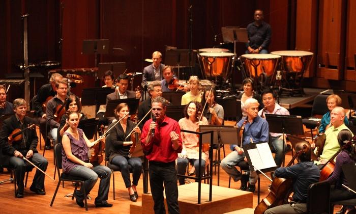 Benaroya Hall, S. Mark Taper Foundation Auditorium - S. Mark Taper Foundation Auditorium at Benaroya Hall: Beethoven Symphony No. 4 Untuxed at Benaroya Hall, S. Mark Taper Foundation Auditorium