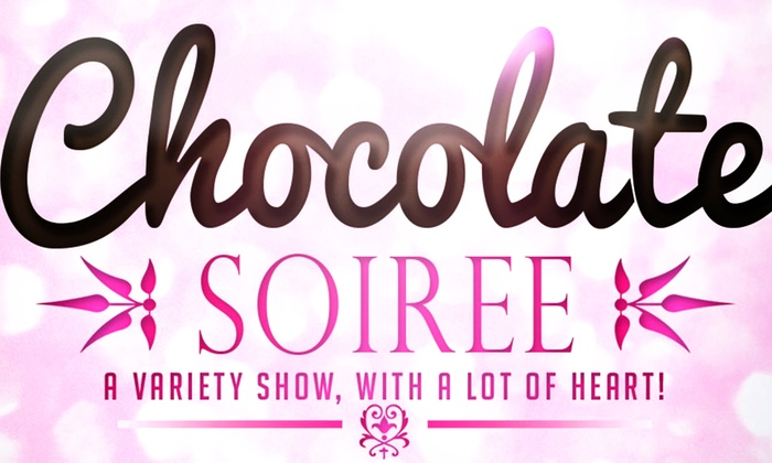 Ovations Night Club - University Place: Chocolate Soiree Variety Show at Ovations Night Club