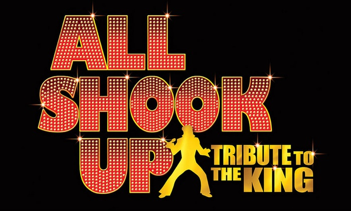 V Theater at the Miracle Mile Shops - The Strip: All Shook Up at V Theater at the Miracle Mile Shops
