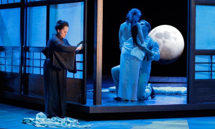 Dorothy Chandler Pavilion - Downtown Los Angeles: Madame Butterfly at Dorothy Chandler Pavilion