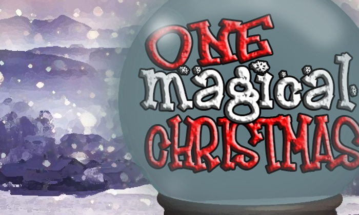 Sketch Club Players - Sherwood Green: One Magical Christmas at Sketch Club Players
