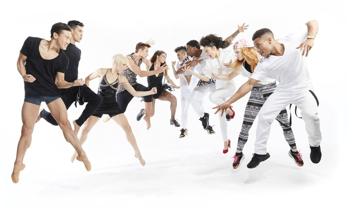 Jacobs Music Center - Central San Diego: So You Think You Can Dance Live Tour at Jacobs Music Center