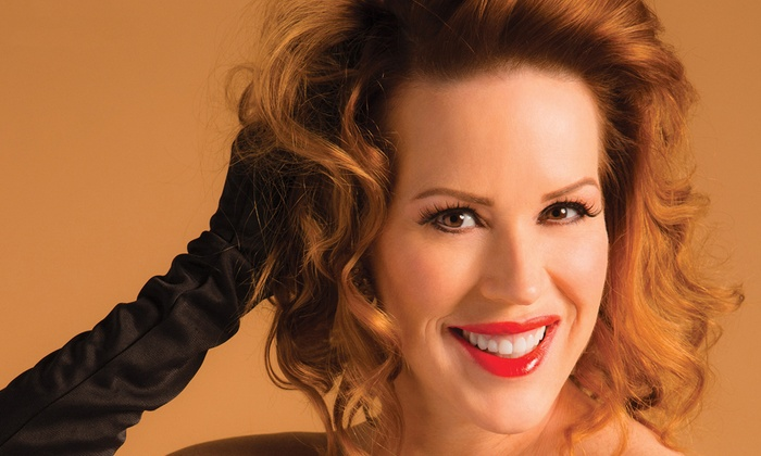 An Evening With Molly Ringwald at Eisemann Center for Performing Arts