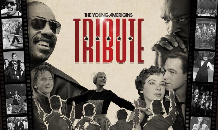 La Mirada Theatre for the Performing Arts - La Mirada: The Young Americans: Tribute at La Mirada Theatre for the Performing Arts