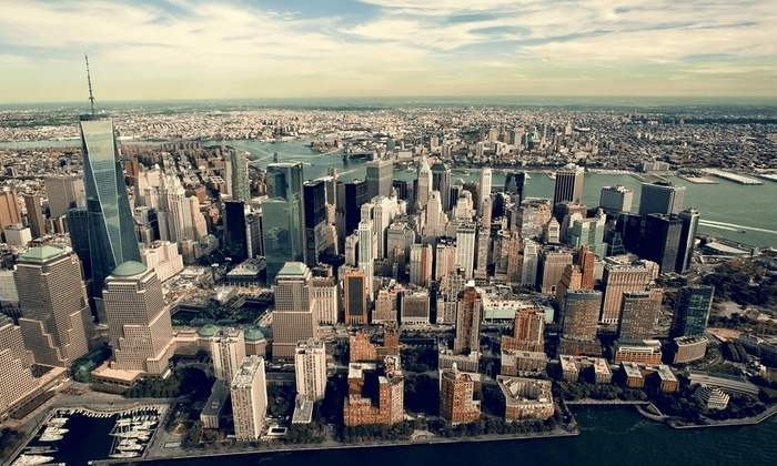 Passion Airplane Tours - Linden: 30 or 45 minute Airplane Tour of New York City at Passion Airplane Tours