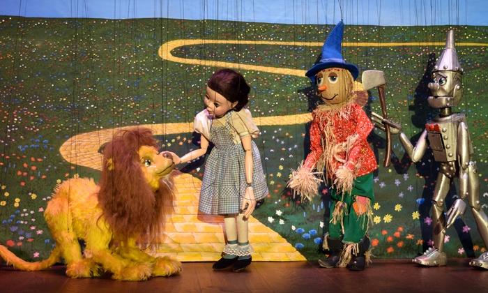 Geppetto's Theater at the Hilton Anatole - West Dallas: The Wizard of Oz at Geppetto's Theater at the Hilton Anatole