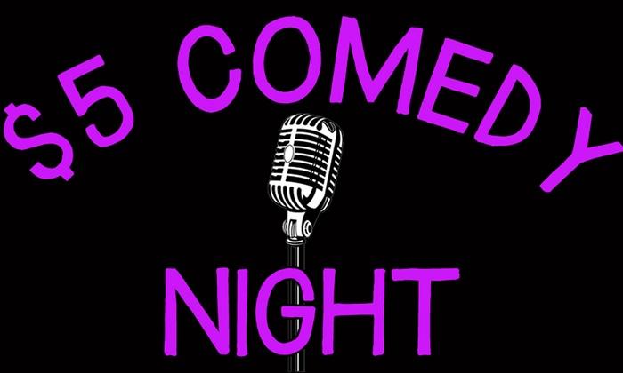 The State Theatre - Falls Church: $5 Comedy Night