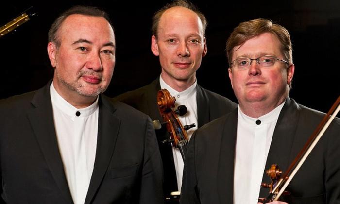 Shriver Hall - Northern Baltimore: The Montrose Trio at Shriver Hall