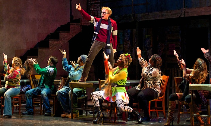 Rent at La Mirada Theatre for the Performing Arts