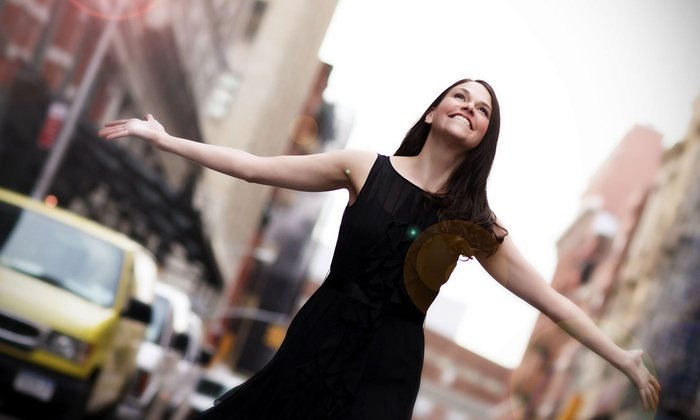 Merriam Theater - Avenue of the Arts South: Sutton Foster at Merriam Theater