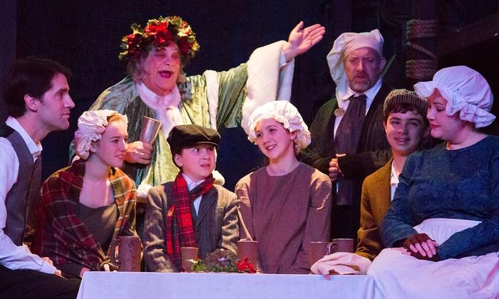 Olinder Theatre - Central San Jose: A Christmas Carol at Olinder Theatre