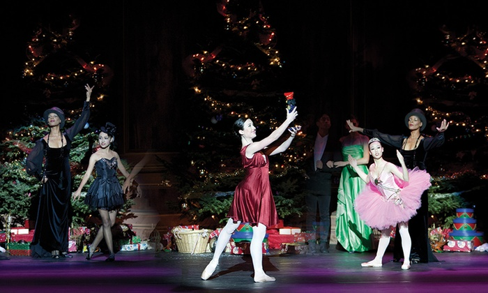 Wilshire Ebell Theatre - Greater Wilshire: The Nutcracker Swings at Wilshire Ebell Theatre