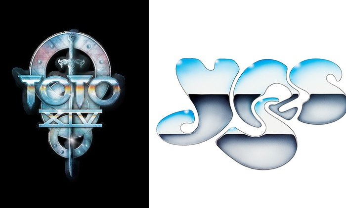 Greek Theatre - The Greek Theatre: Yes and Toto at Greek Theatre