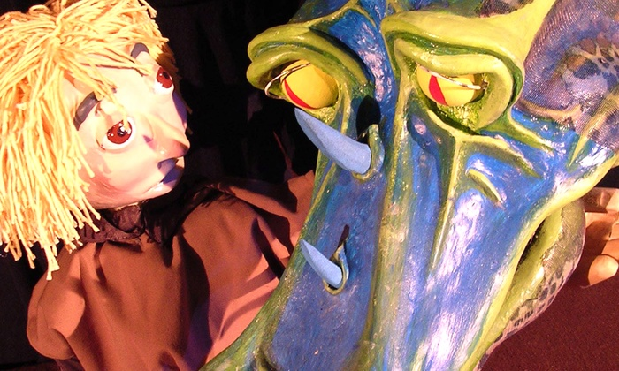 Center for Puppetry Arts - Midtown: The Reluctant Dragon at Center for Puppetry Arts
