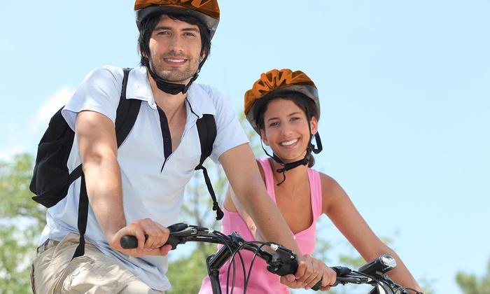 Wheel Fun Rentals - Boathouse Row: Philadelphia Bike Tours at Wheel Fun Rentals