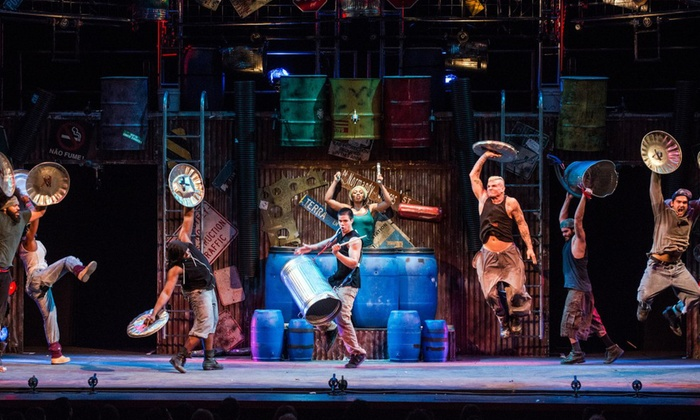 Moore Theatre - The Moore Theatre: STOMP at Moore Theatre