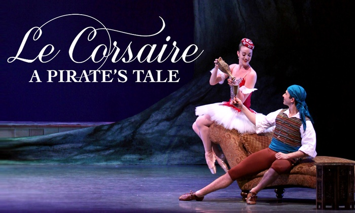 McCaw Hall - Lower Queen Anne: Le Corsaire: A Pirate's Tale at McCaw Hall