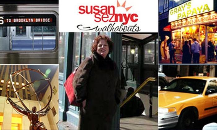 New York City - Midtown East: SusanSez Arthur Avenue Walkabout