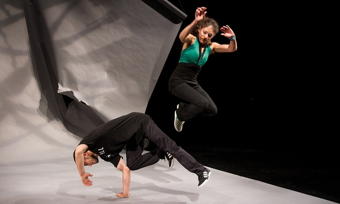 Dance Place - Brookland: Rennie Harris Grass Roots Project at Dance Place