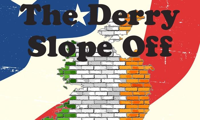 Elite Theatre - Silver Strand: The Derry Slope Off at Elite Theatre