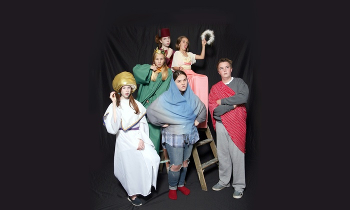 Wade James Theatre - Grand View: The Best Christmas Pageant Ever at Wade James Theatre