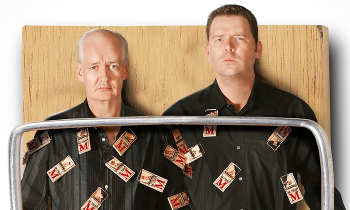 Victoria Gardens Cultural Center, Lewis Family Playhouse Theater - Victoria Gardens: Colin Mochrie & Brad Sherwood: Two-Man Group at Victoria Gardens Cultural Center, Lewis Family Playhouse Theater