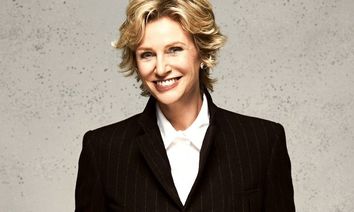 Carpenter Performing Arts Center, CSULB - Cal State University Long Beach: Jane Lynch in See Jane Sing at Carpenter Performing Arts Center, CSULB