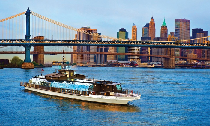 Bateaux New York - Chelsea: Bateaux New York Brunch Cruise at Bateaux New York