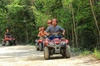 Shared ATV, cenote, ziplines, lunch and lots of fun!