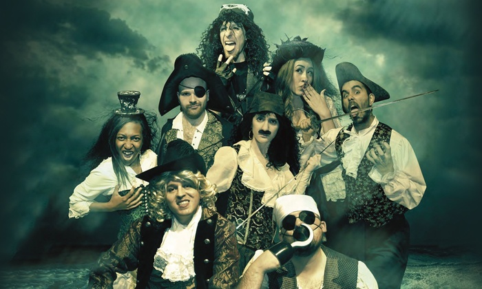 Voodoo Comedy Playhouse - Voodoo Comedy Playhouse: The Sea Is a Restless Whore at Voodoo Comedy Playhouse